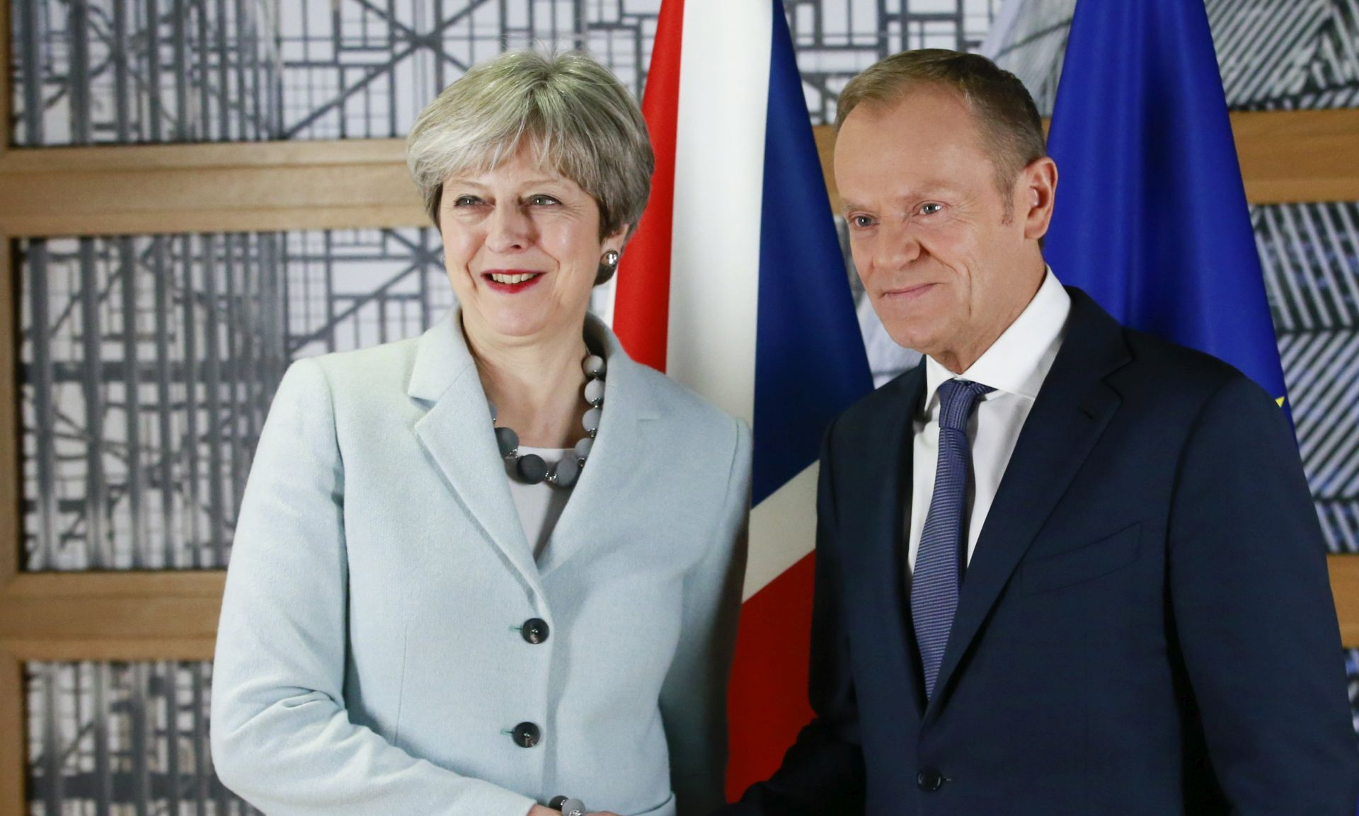 """TUSK """"Brexit bez dogovora vjerojatniji nego ikada"""""""