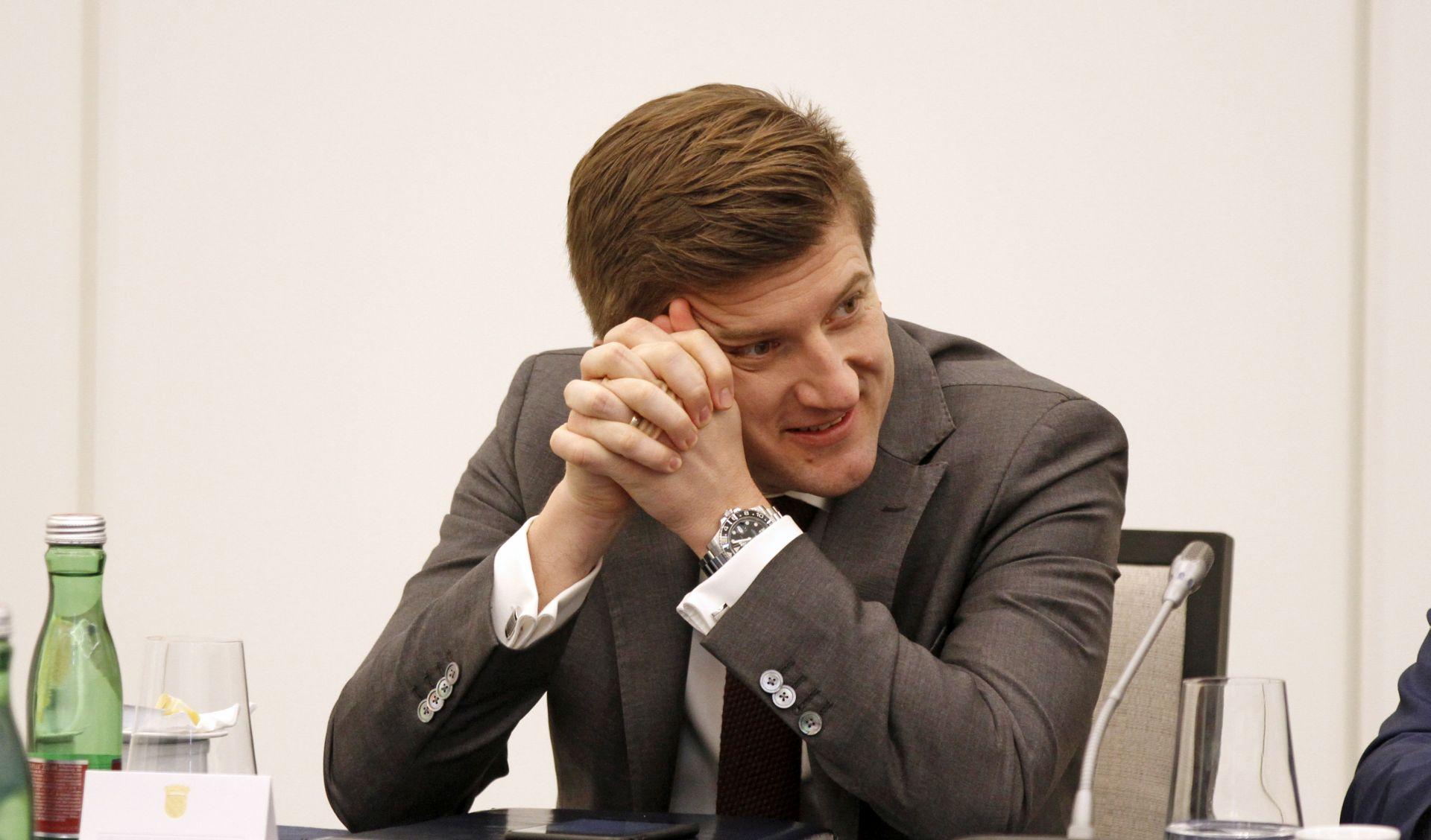 REJTING Z. Marić: Cilj je čim prije vratiti investicijski rejting zemlje