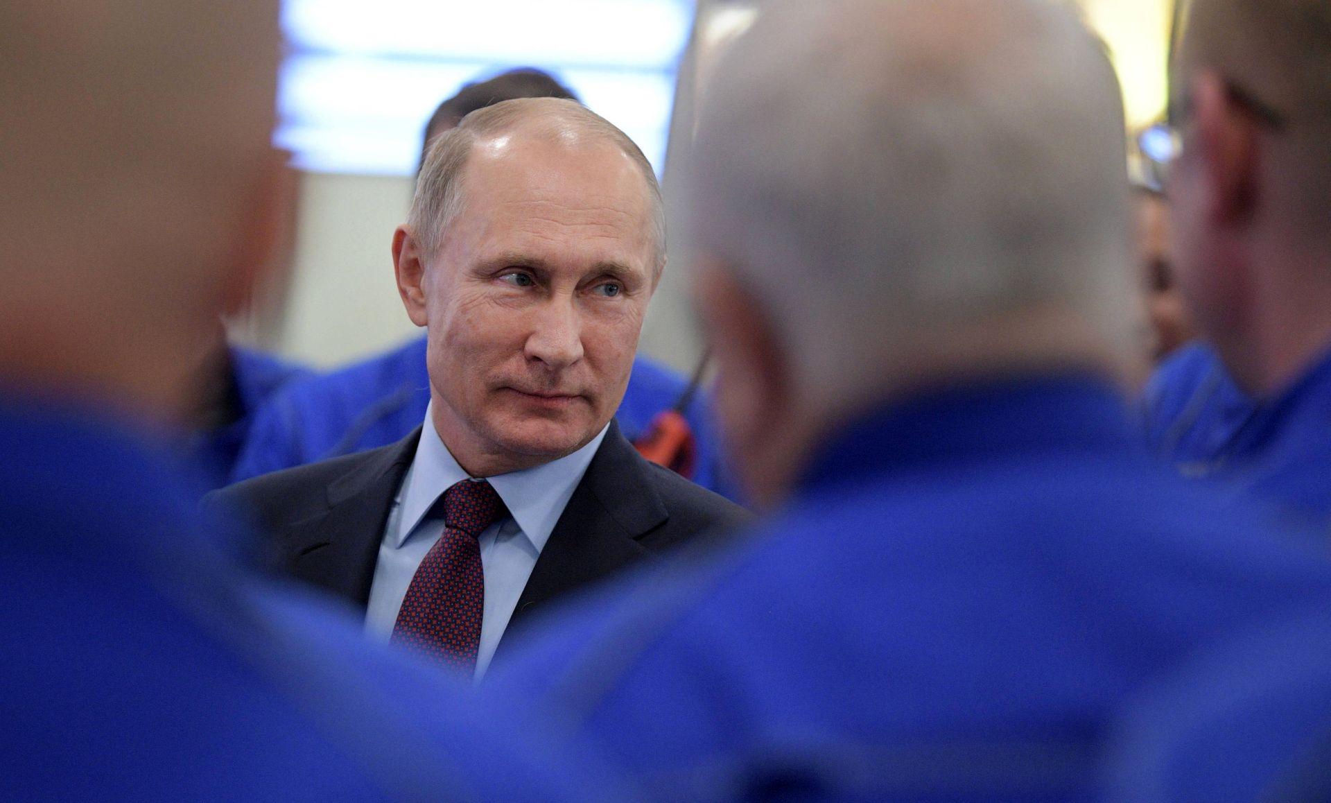 Putin naredio povlačenje ruske vojske iz Sirije