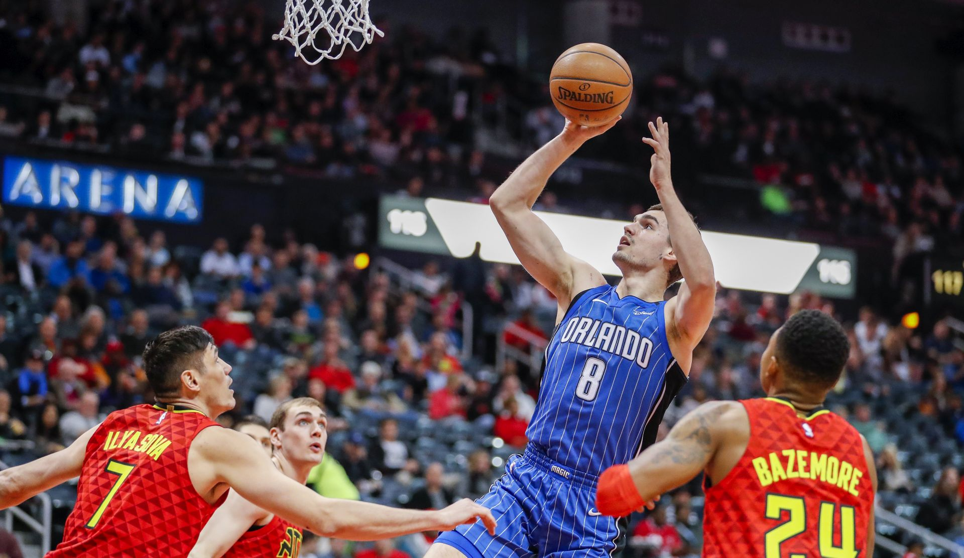 NBA Orlando bolji od Milwaukeeja