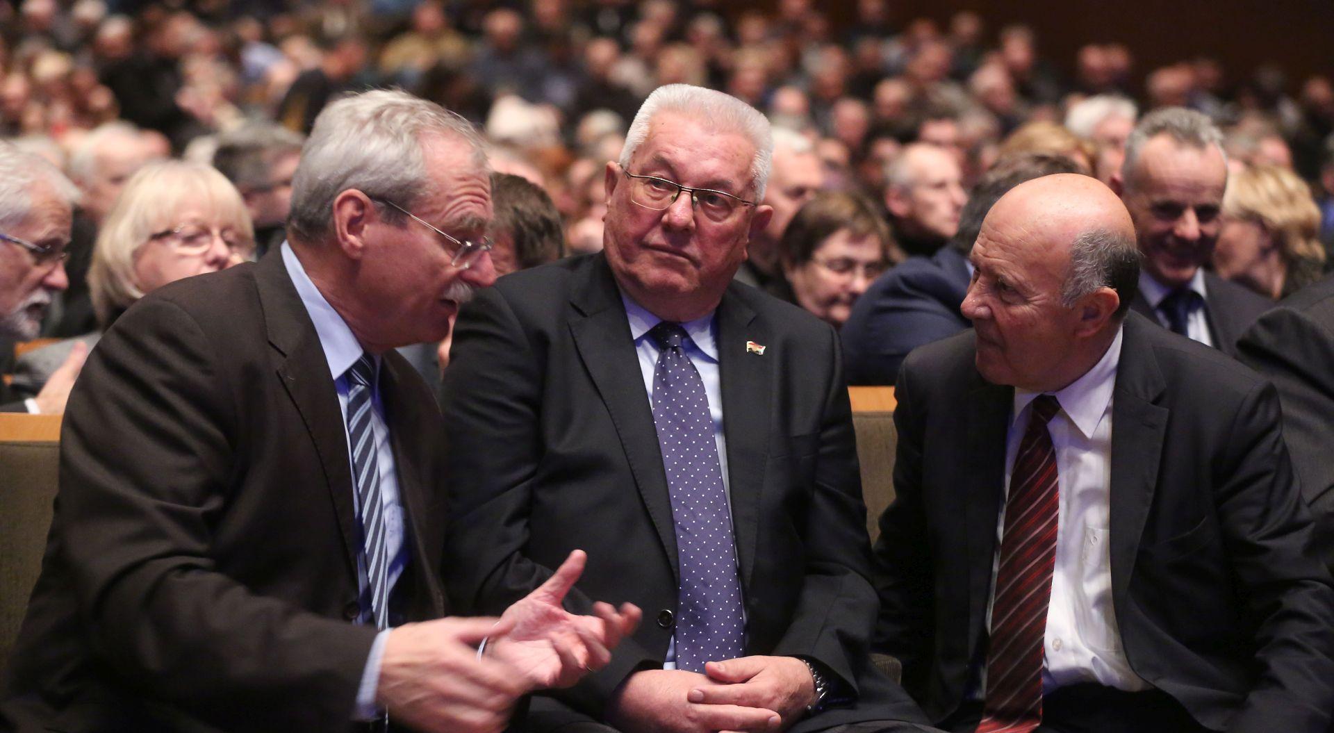 """HEBRANG """"Nedolazak na komemoraciju pokazuje da nisu zreli političari"""""""