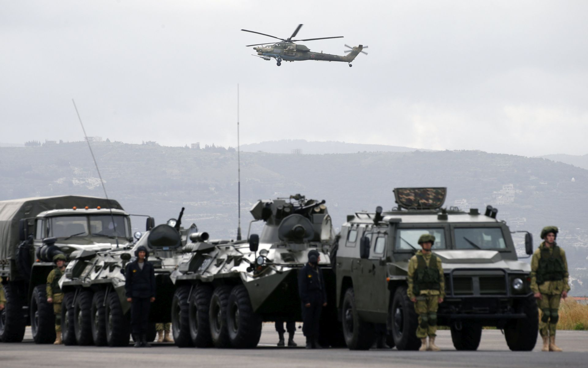 Rusija i formalno uspostavlja trajnu vojnu nazočnost u Siriji
