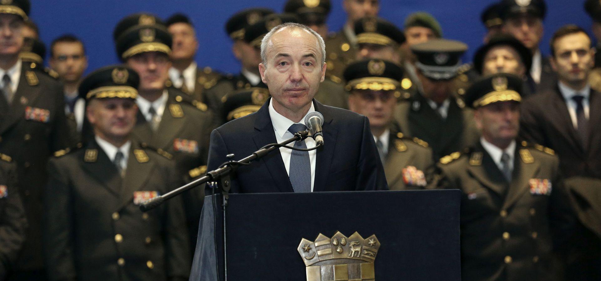 Krstičević i Macierewicz najavili sporazum o obrambenoj suradnji