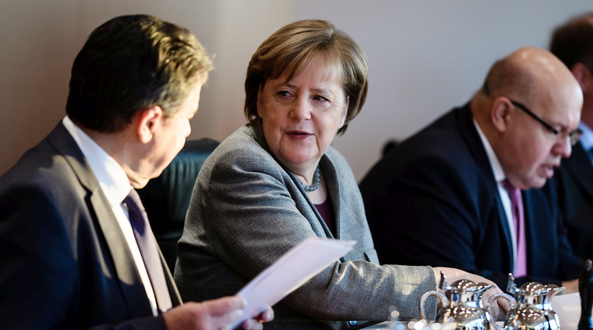Merkeličina Unija i SPD postigli dogovor o koalicijskim pregovorima