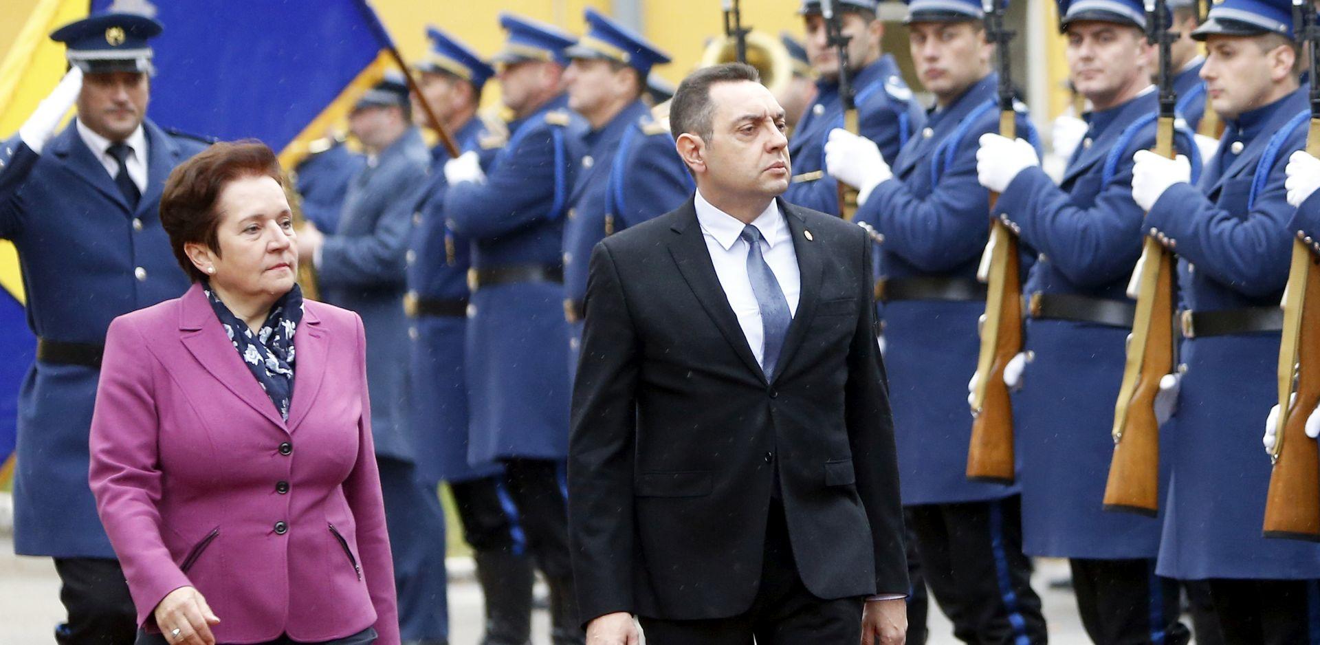 Ministri obrane BiH i Srbije: 'U regiji nema utrke u naoružanju'
