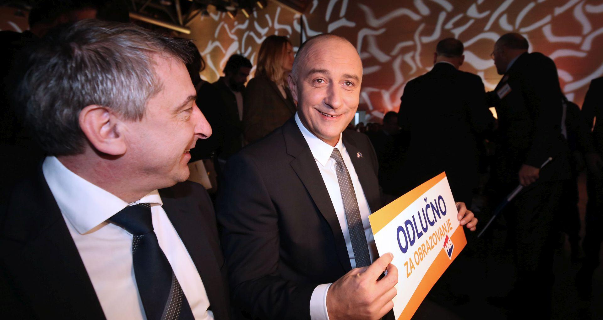 """VROLJAK """"HDZ i HNS imaju zajedničku obvezu prema građanima"""""""