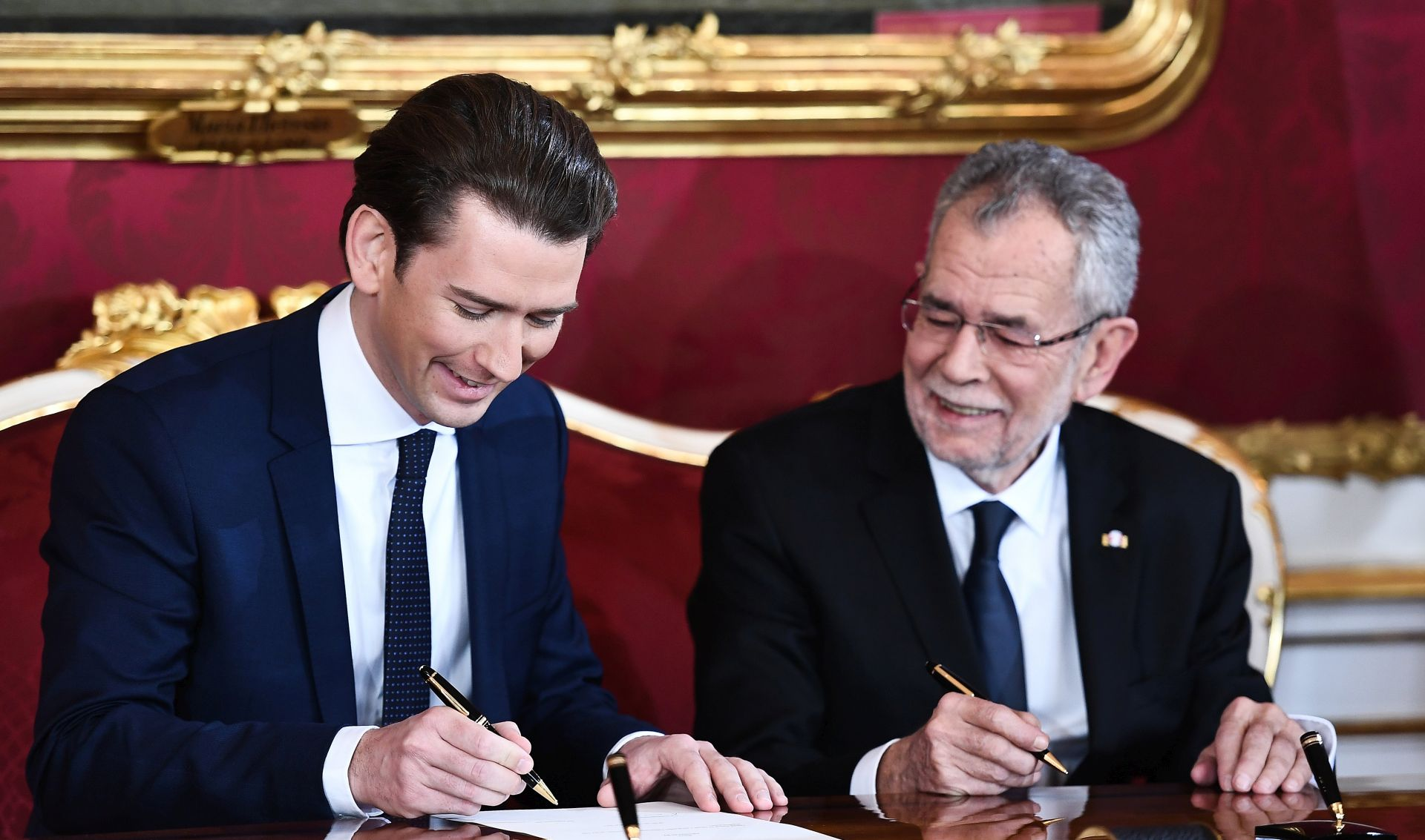 Austrijski predsjednik ponovo upozorio vicekancelarov FPOe