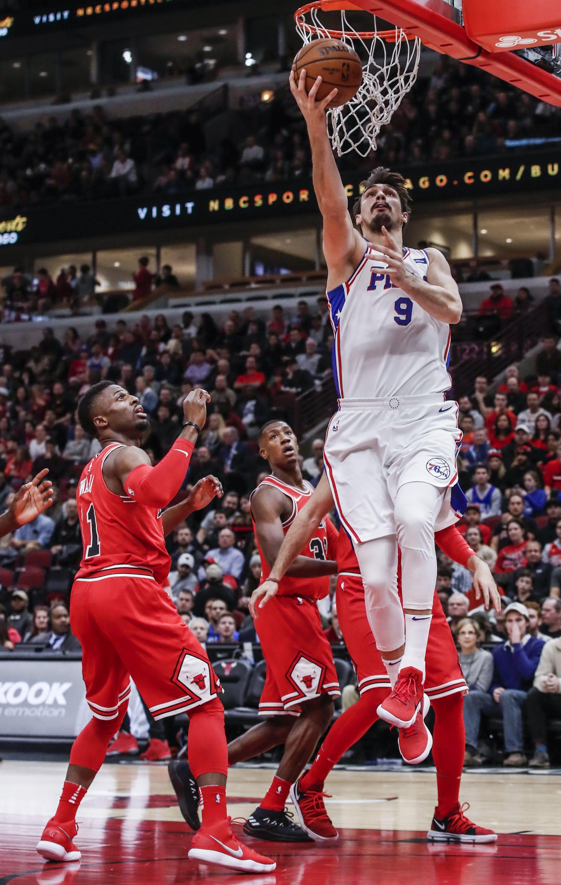 NBA Šarićevih 11 koševa u porazu Philadelphije