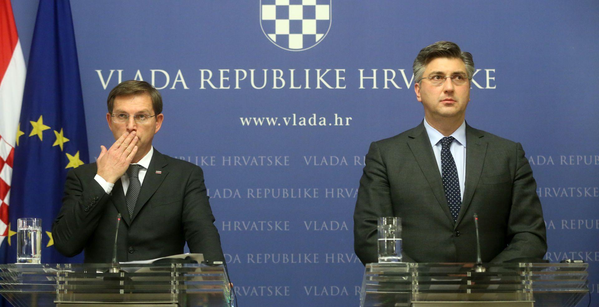 """""""Hrvatska stvorila probleme Sloveniji i Europskoj uniji"""""""