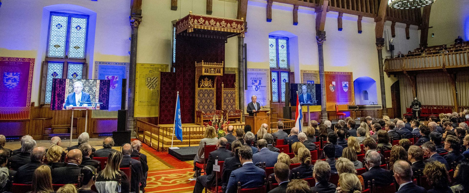 Pohvale na račun ICTY-a na svečanosti njegova zatvaranja