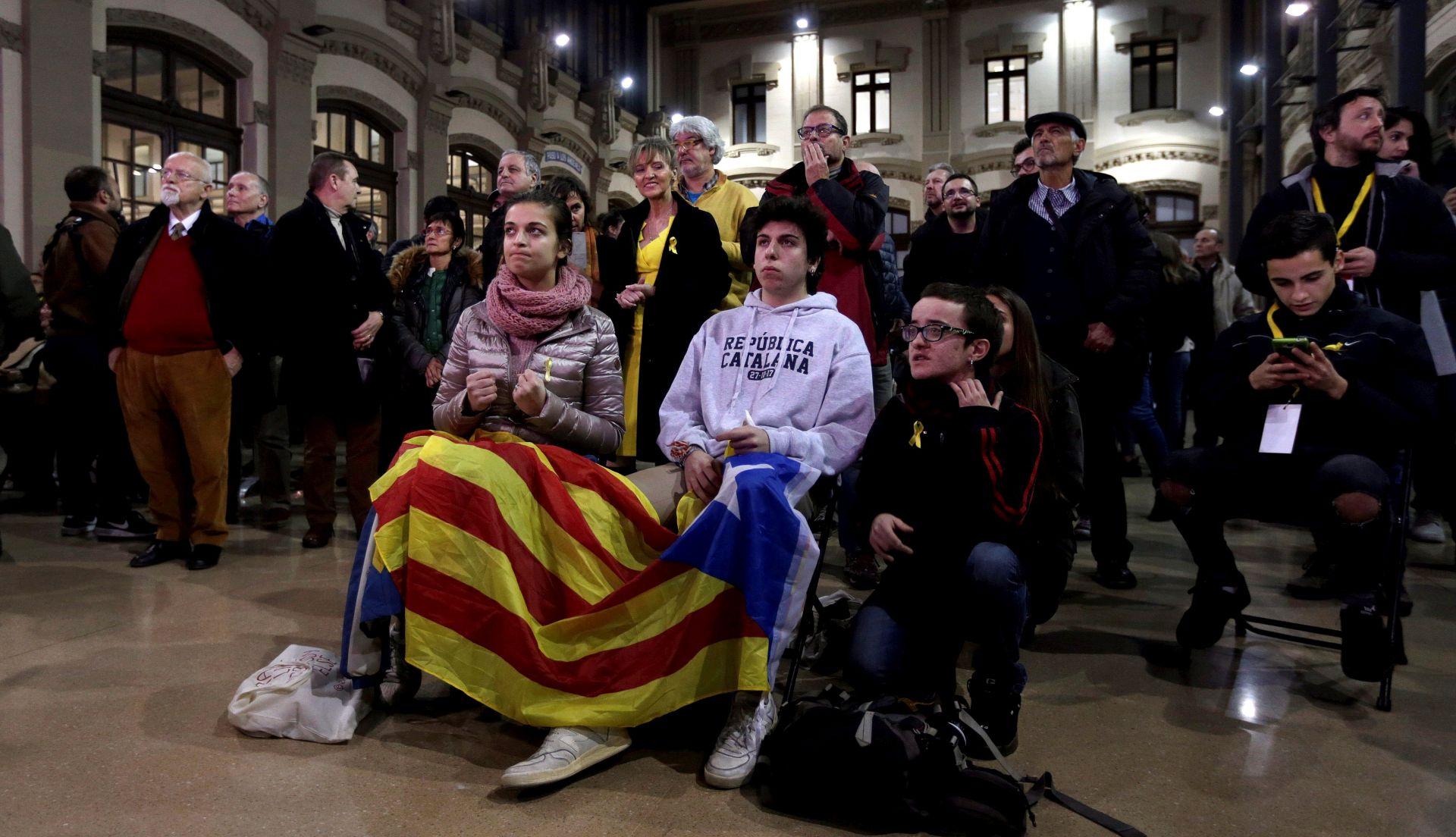 Zagovornici nezavisnosti pobijedili na izborima u Kataloniji
