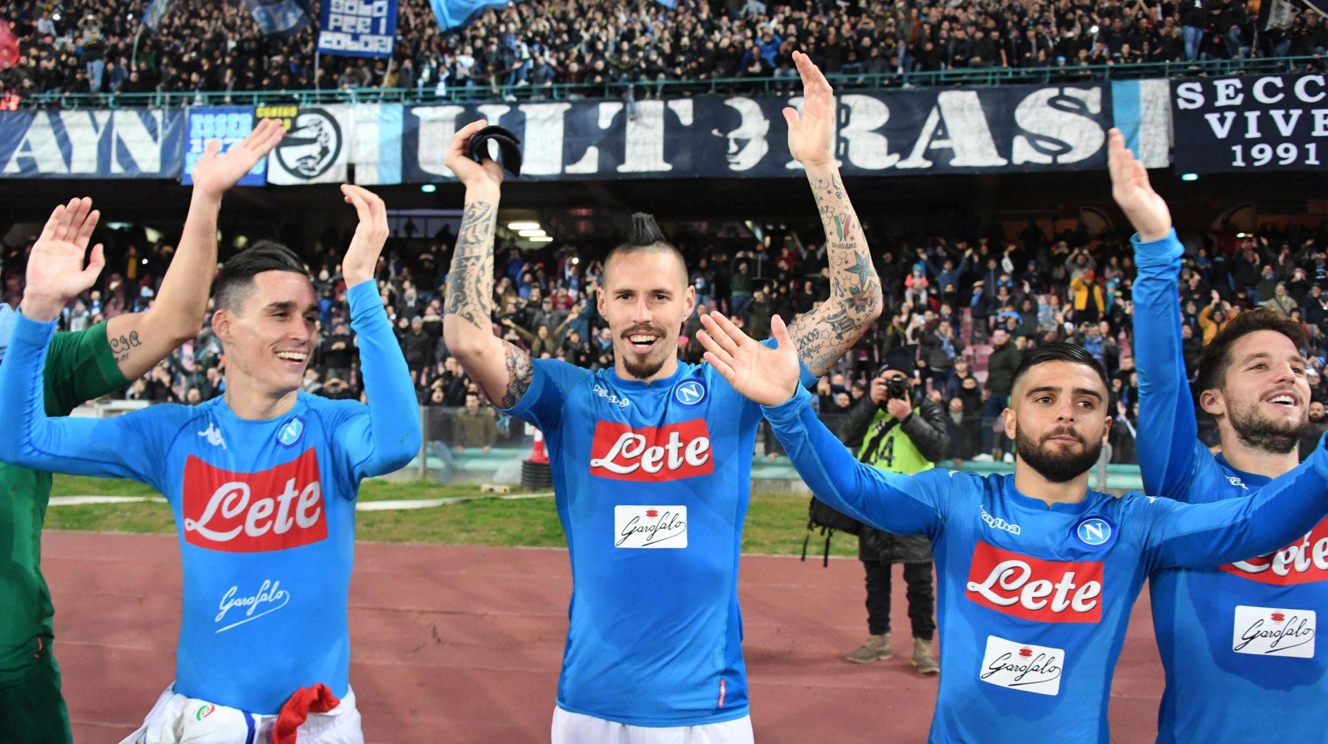 Italija: Napoli se vratio na vrh
