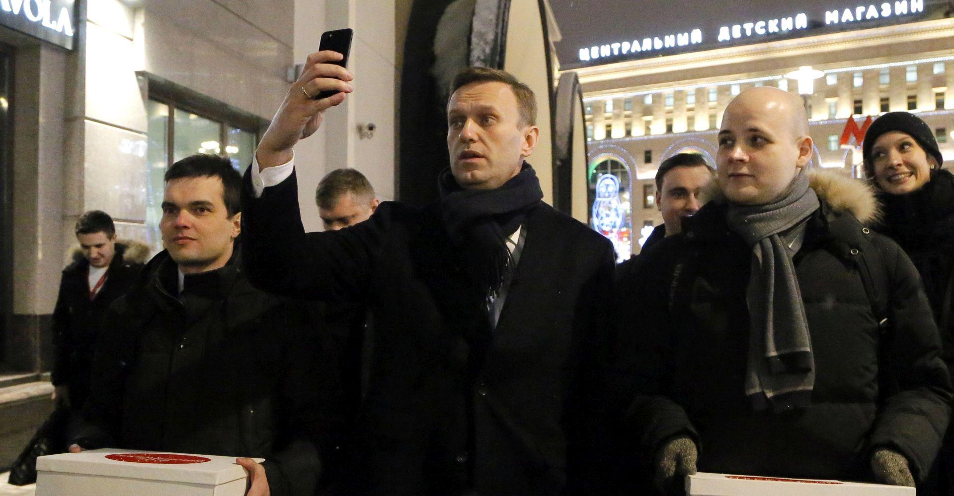 KREMLJ Izbori legitimni usprkos odsustvu Navaljnog
