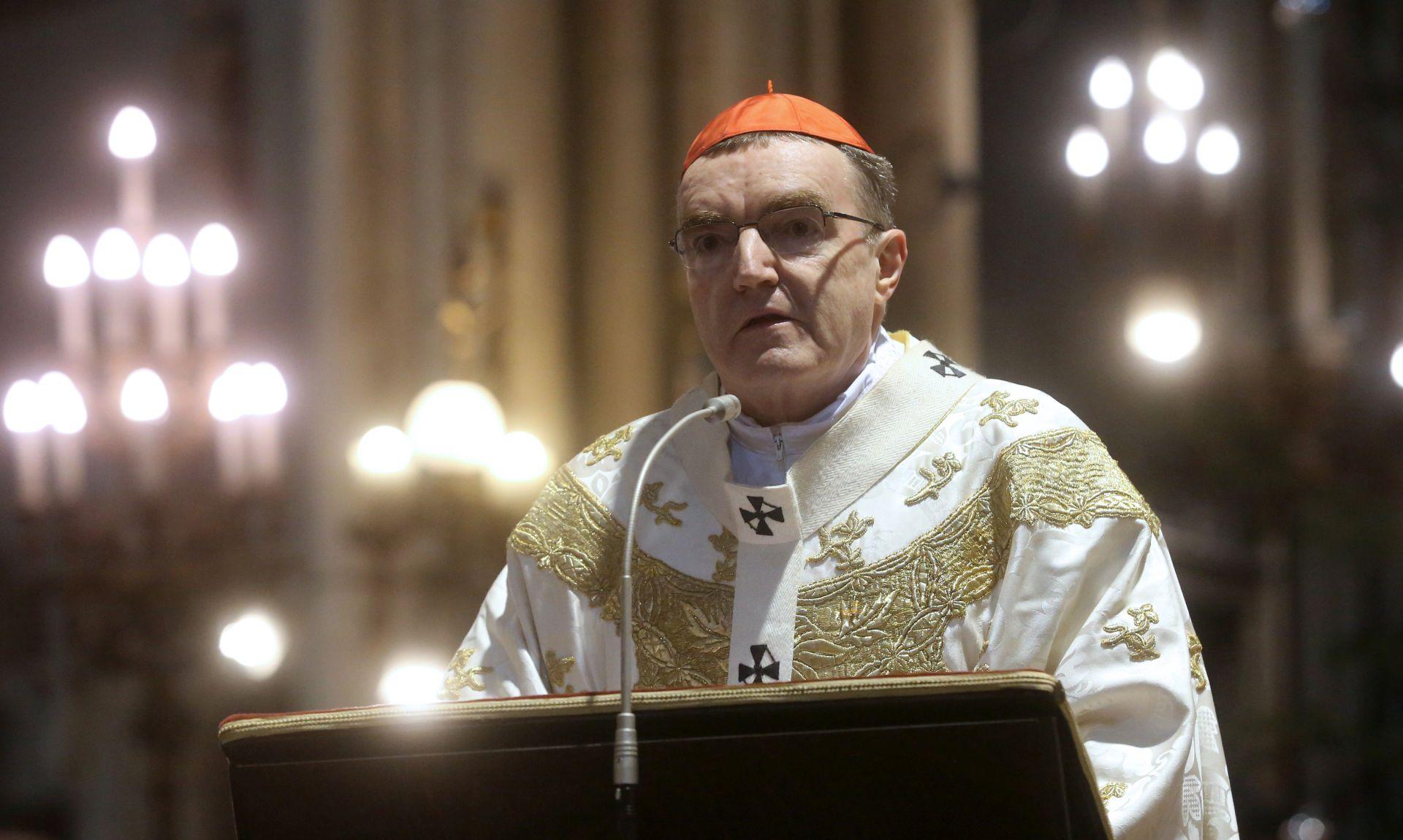 Uskrsna čestitka kardinala Bozanića predsjednici