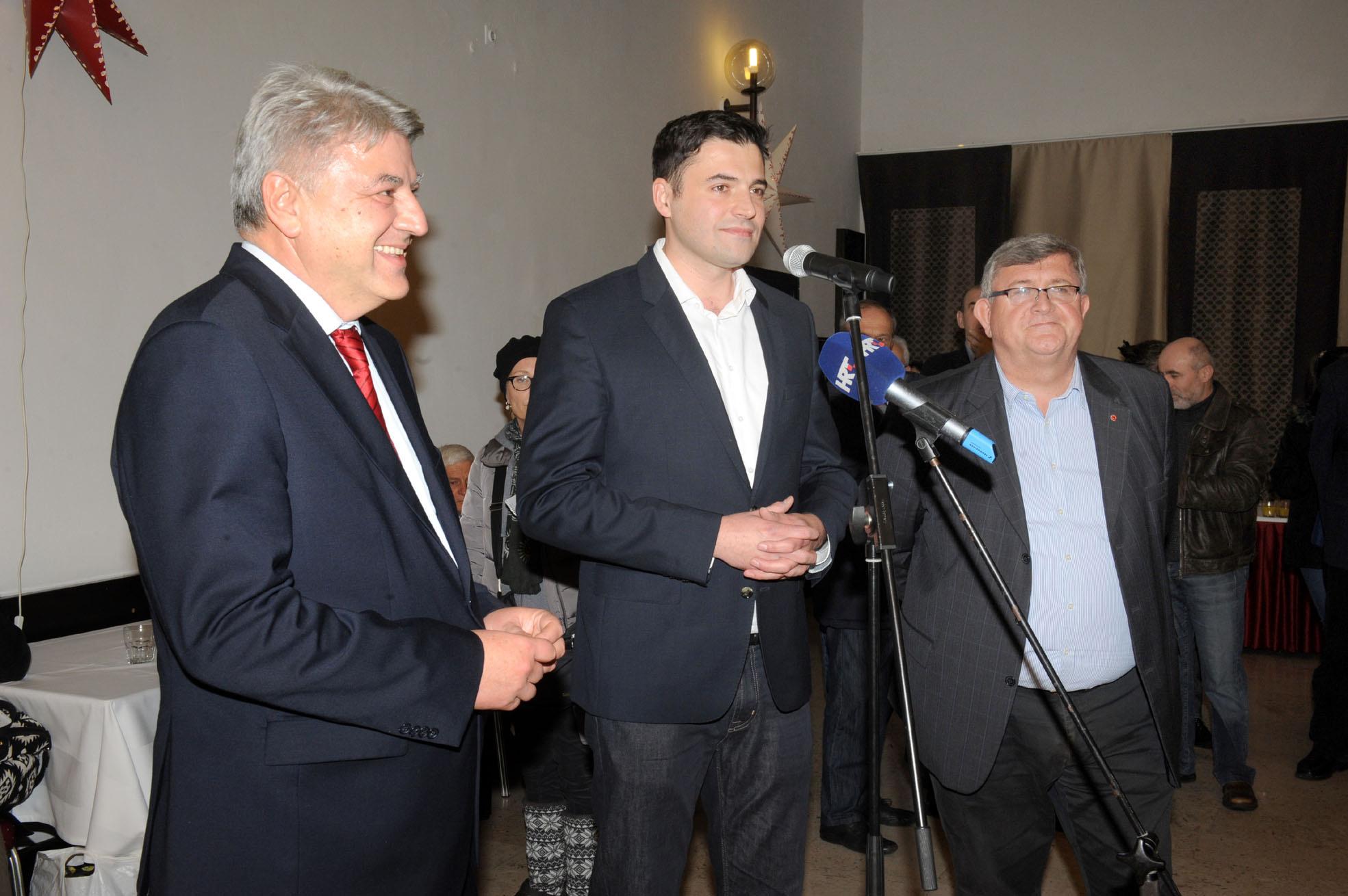 Bernardić: Nikad više ljudi nije mislilo da Hrvatska ide u krivom smjeru