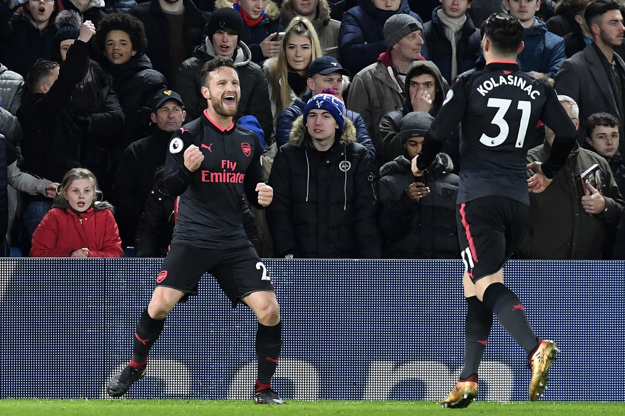 Arsenal pobijedio Crystal Palace u posljednjoj utakmici 20. kola