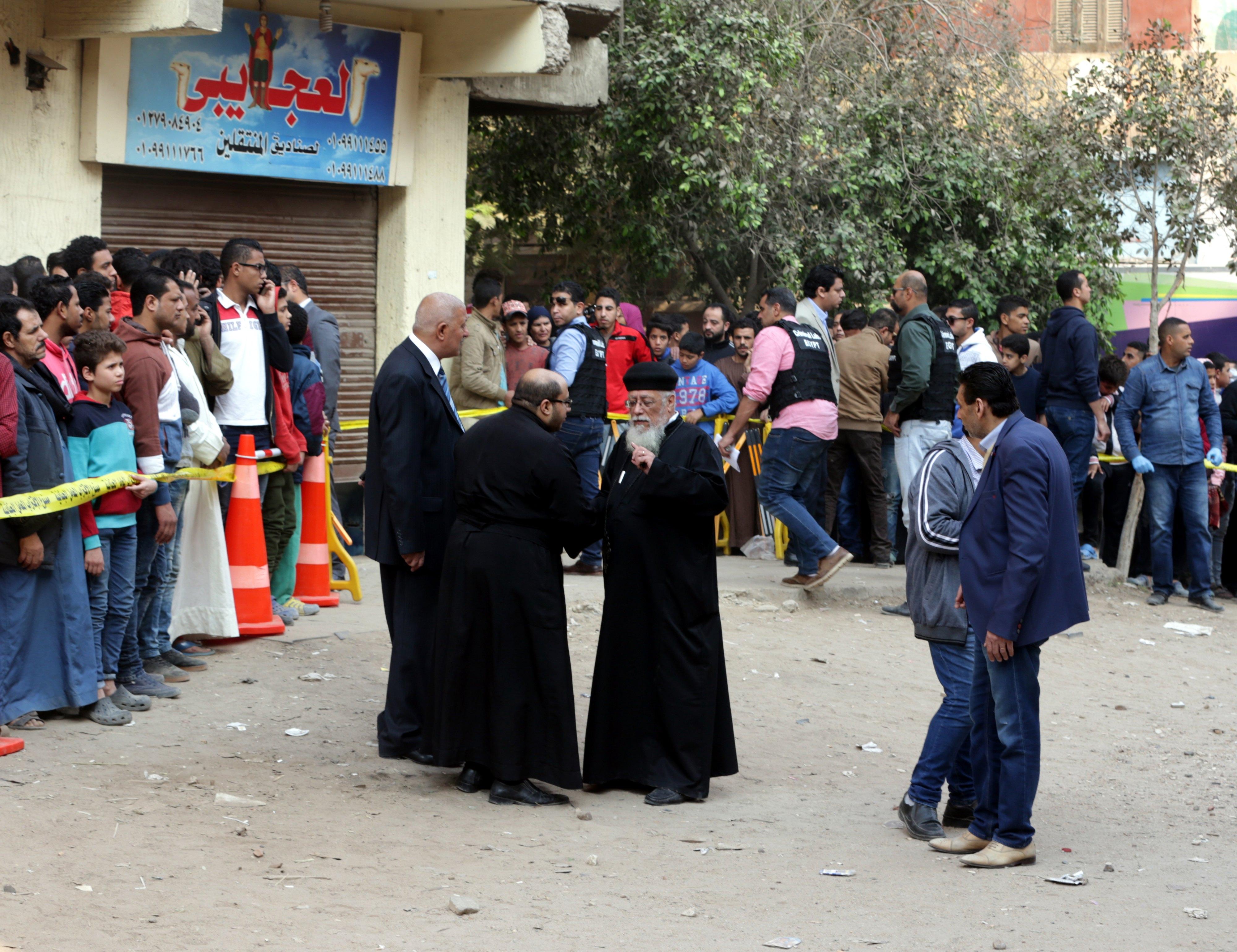 Islamska država preuzela odgovornost za napad u Egiptu