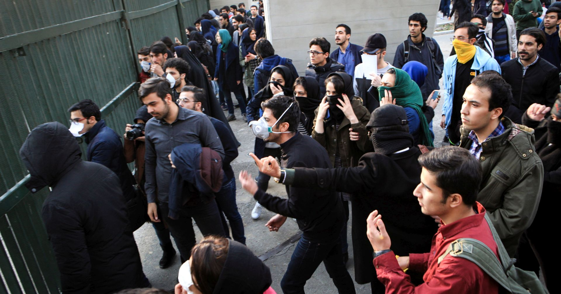 CIA negira svaku umiješanost u prosvjede u Iranu