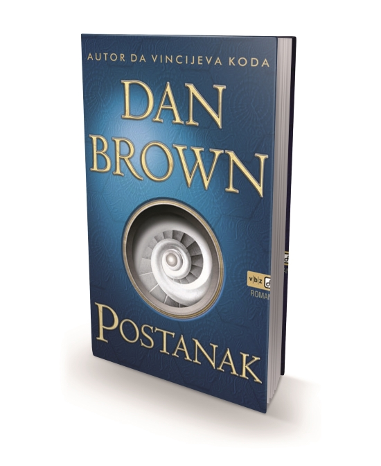 Dan Brown – 'Postanak'