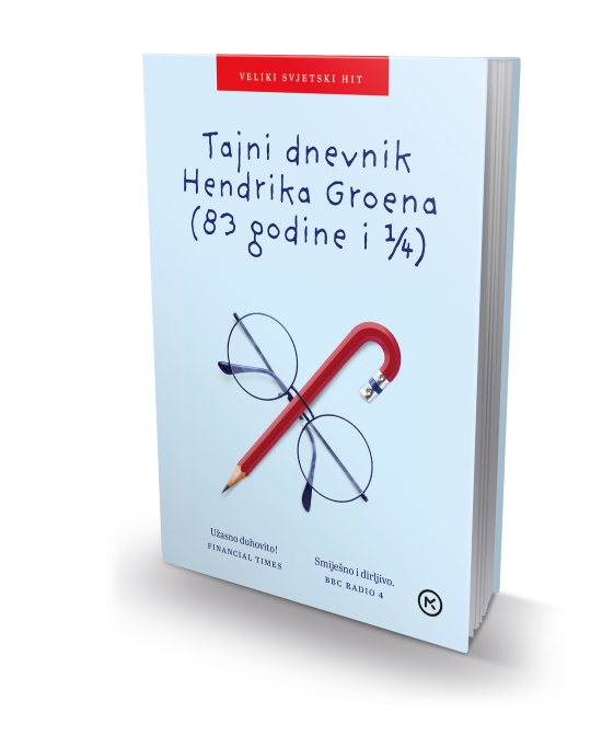 Nepoznati autor – Tajni dnevnik Hendrika Groena