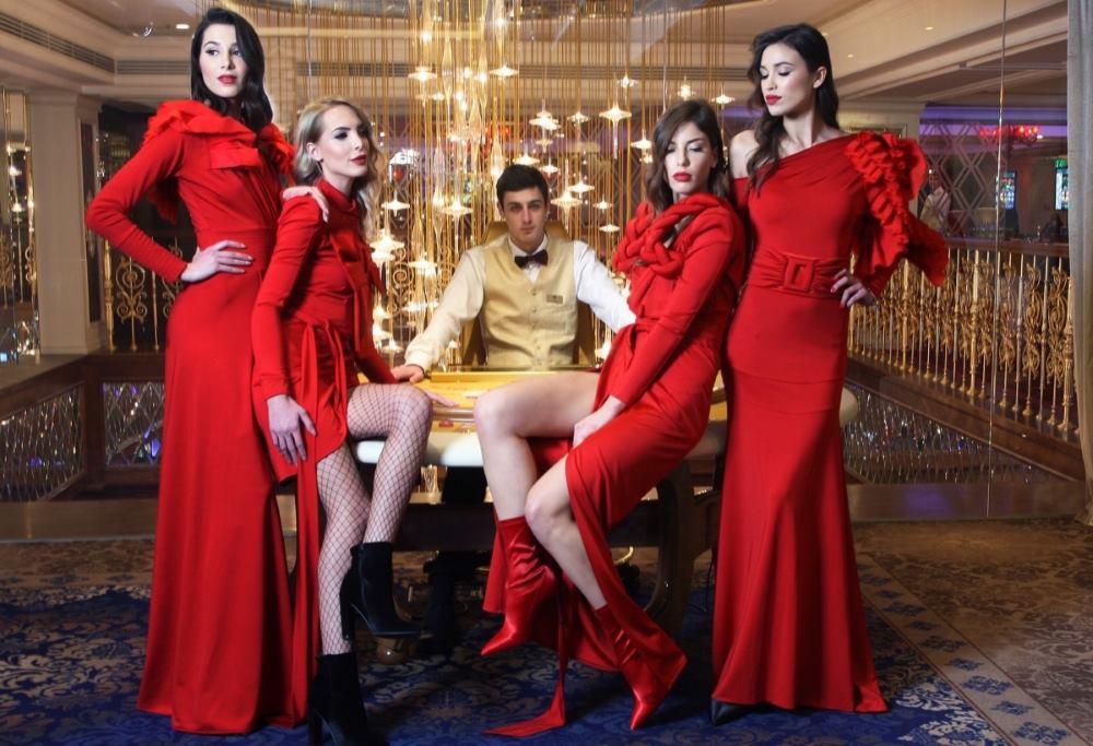 FOTO: Predstavljena Krie Design kolekcija svečanih haljina