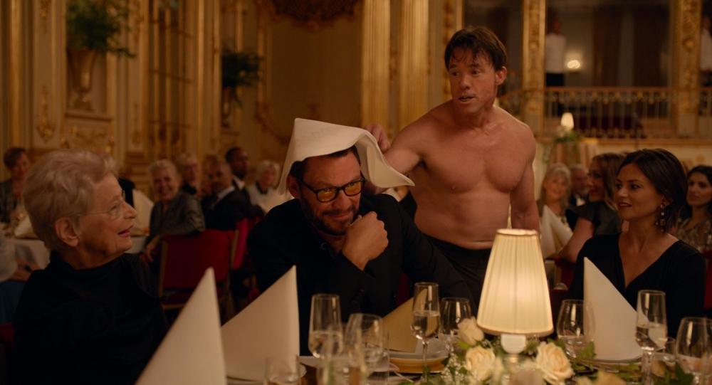 VIDEO: Film 'Kvadrat' autora Rubena Östlunda u zagrebačkom kinu Europa