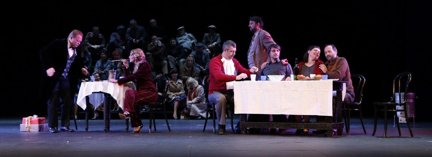 HNK IVANA PL. ZAJCA Dvije izvedbe opere 'La Bohème' u prosincu