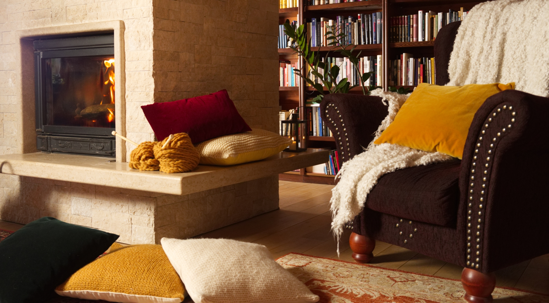 FOTO: Lull zimska kolekcija kućnog tekstila