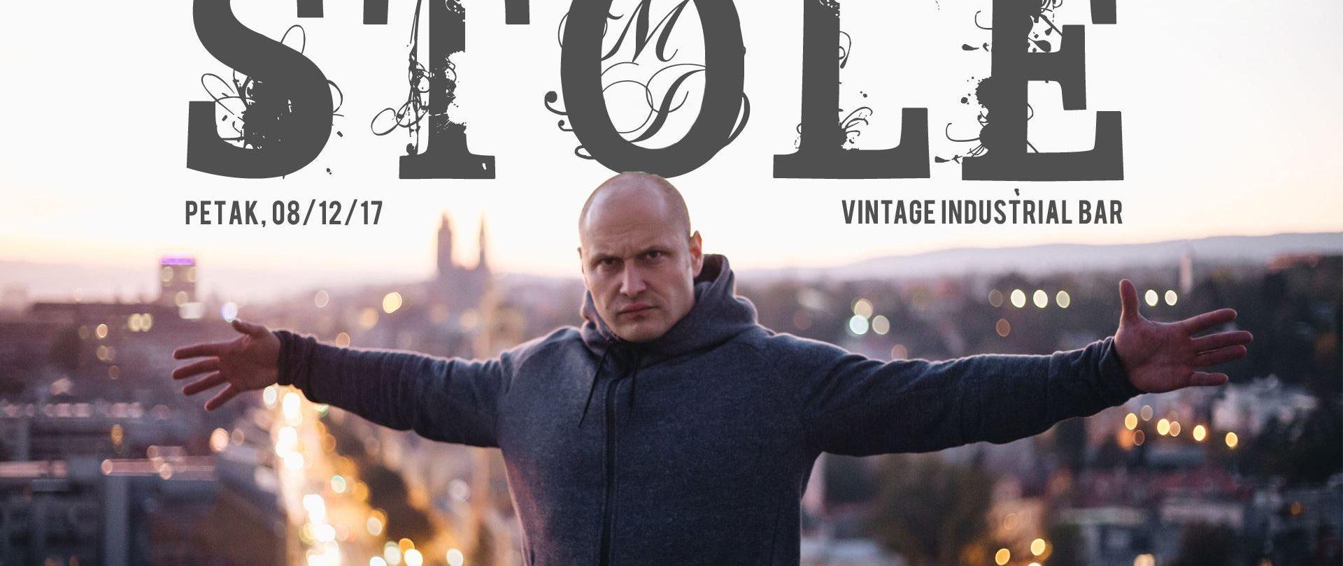 VINTAGE INDUSTRIAL Marin Ivanović Stoka najavljuje izlazak novog albuma