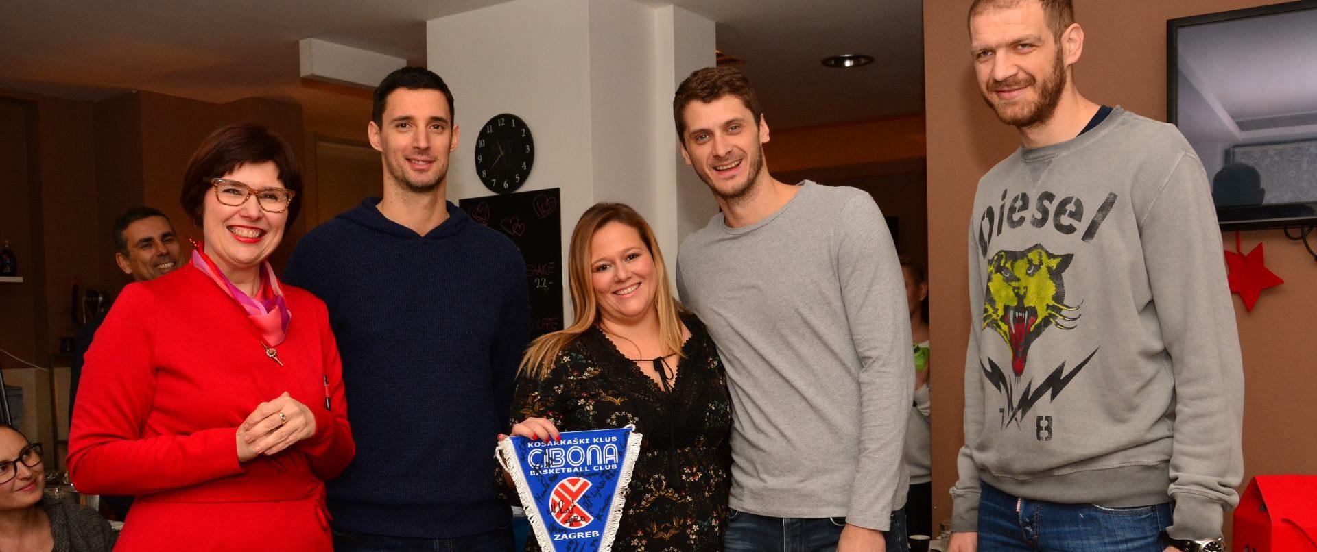 Zona Vital – ponosni sponzor košarkaškog kluba Cibona