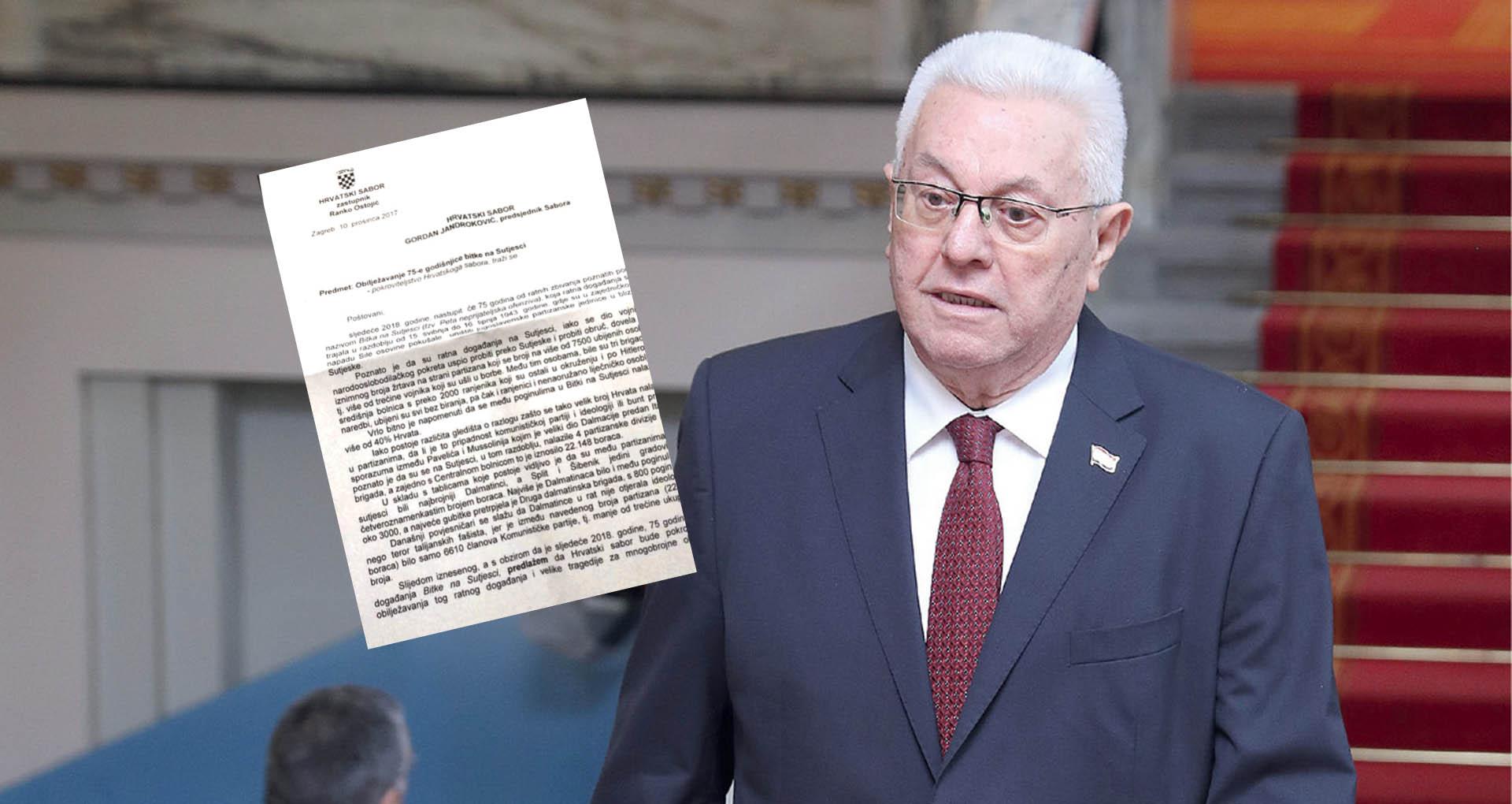 Pokroviteljstvo bitke na Sutjesci novi test vlade
