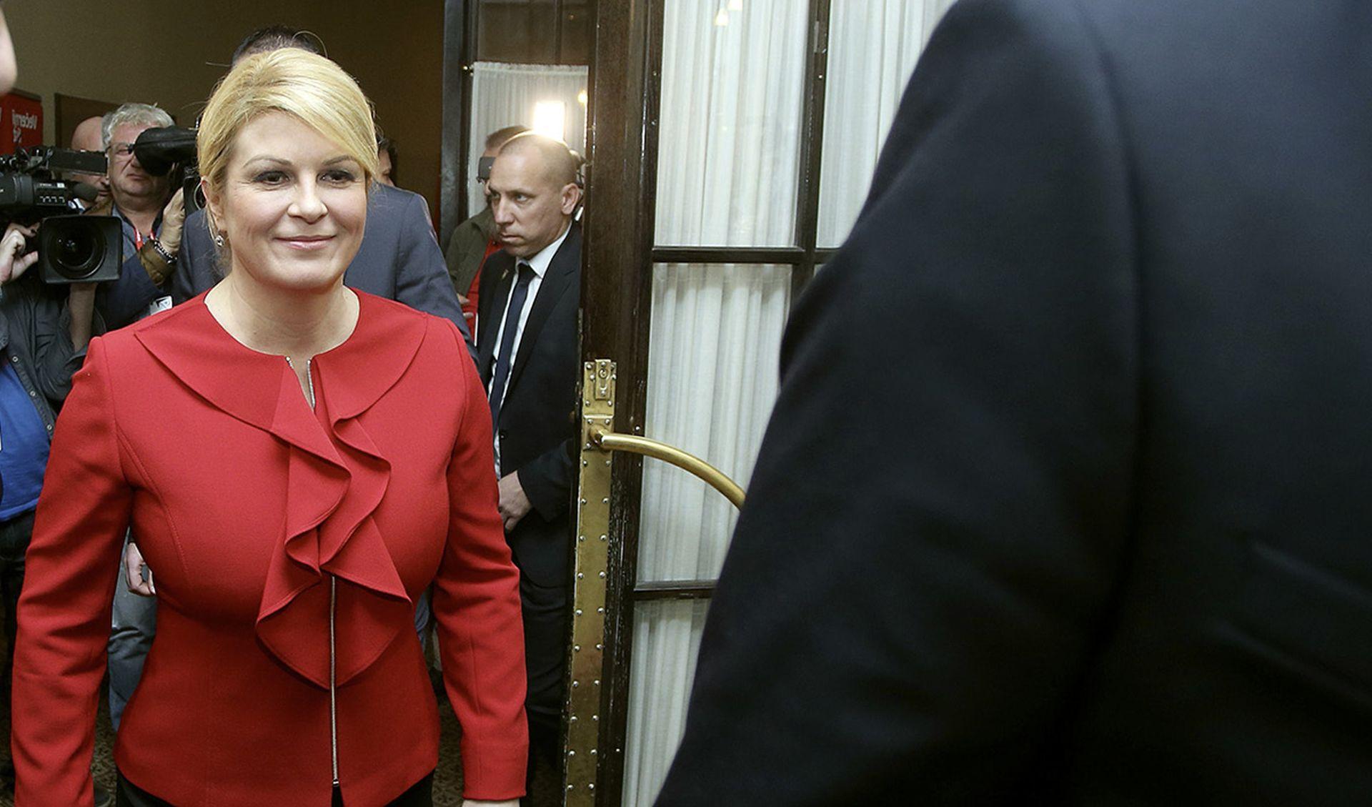 Ruski neovisni mediji pišu o vezama Gološčapova i hrvatske predsjednice