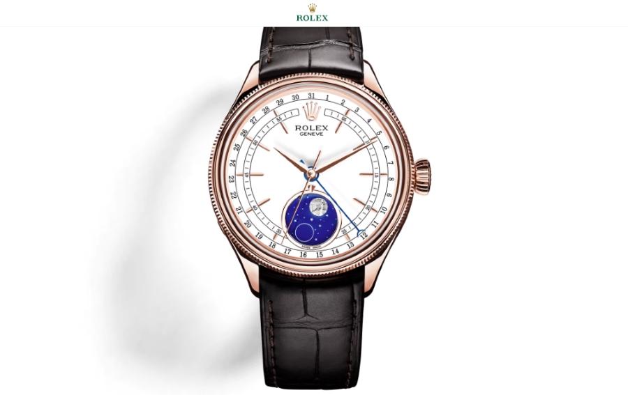 Novi Rolex s prikazom mjesečevog ciklusa