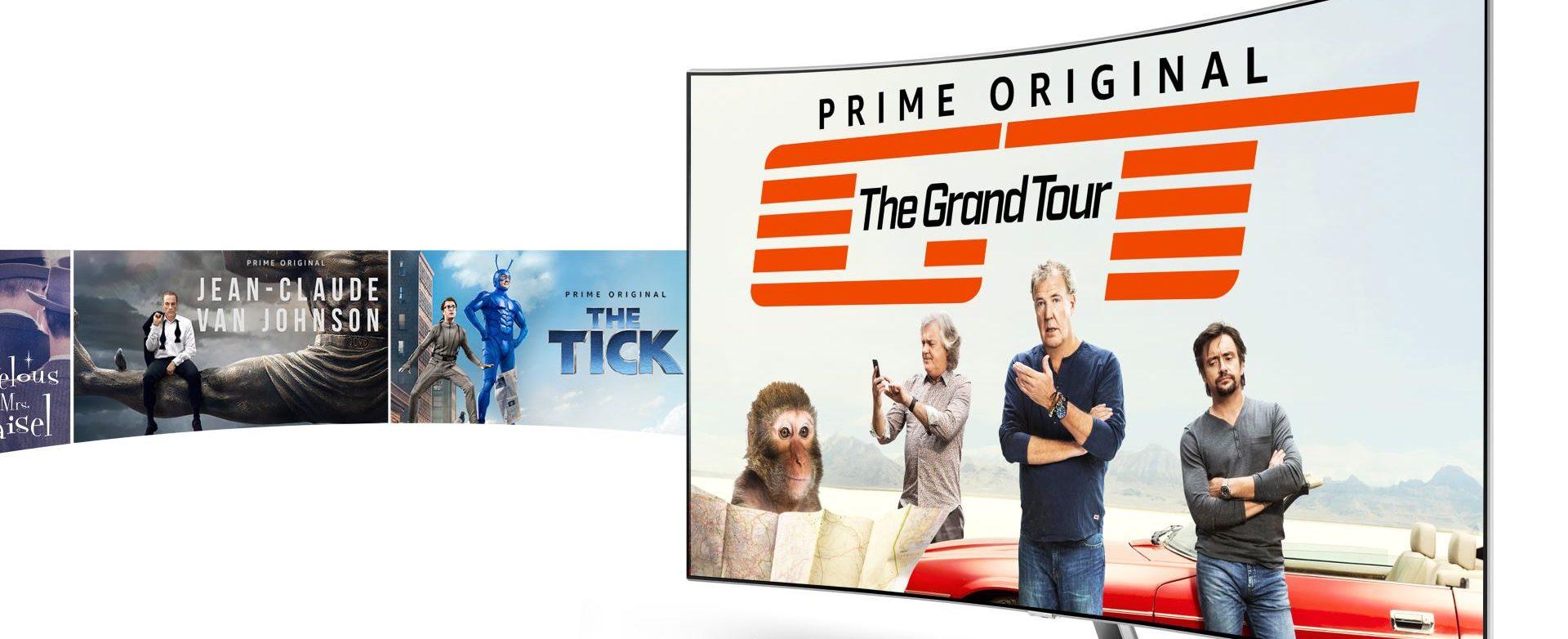Samsung i Amazon Prime Video prvi pokrenuli HDR10+ sadržaj