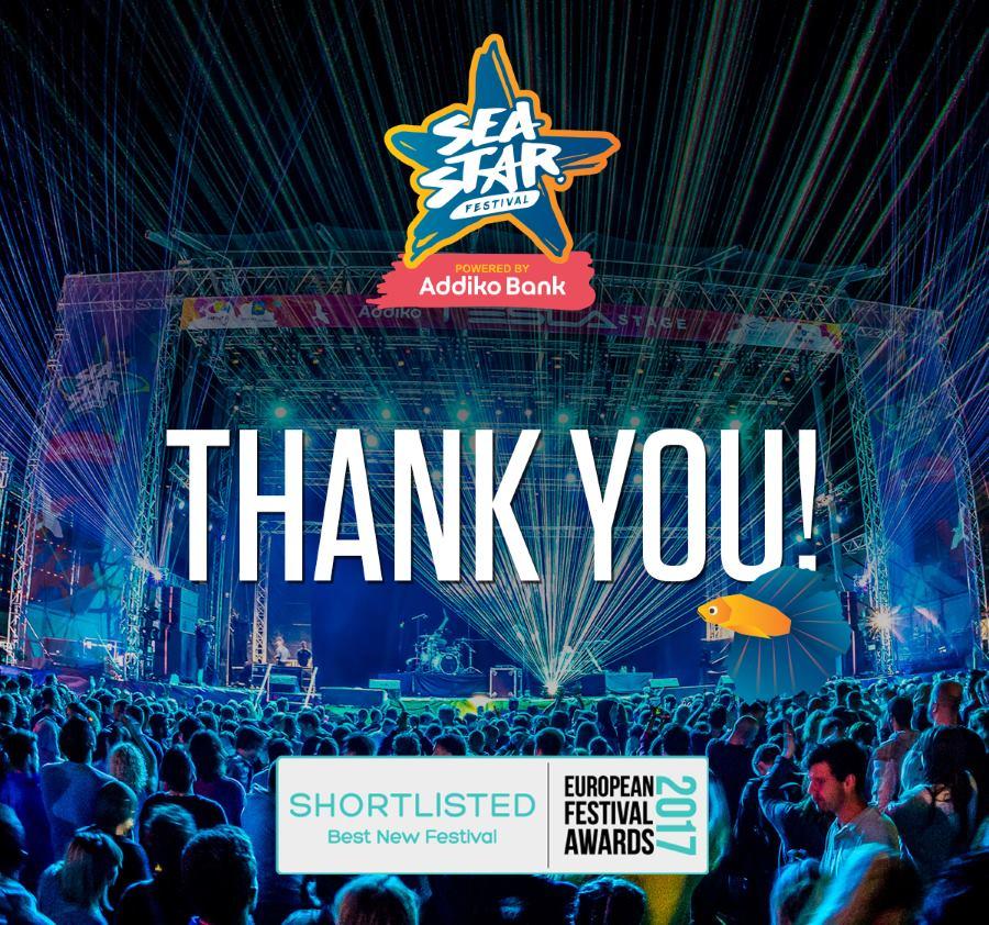 Sea Star izglasan među najbolje festivale, a pohvaljen je i organizacijski tim EXIT-a