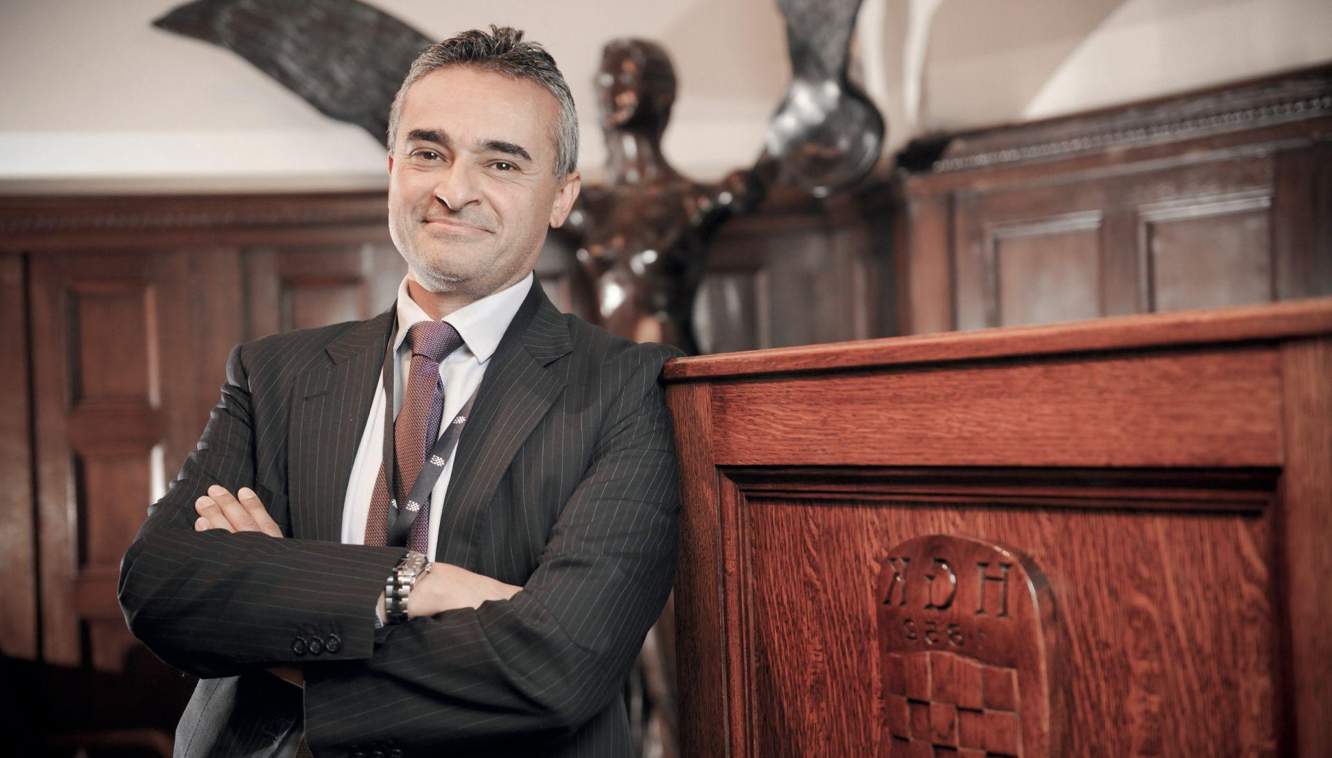 INTERVIEW: SIRSHAR QURESHI 'Hrvatsko-slovenska arbitraža bacila je sumnju na integritet arbitara i vruća je međunarodna tema'