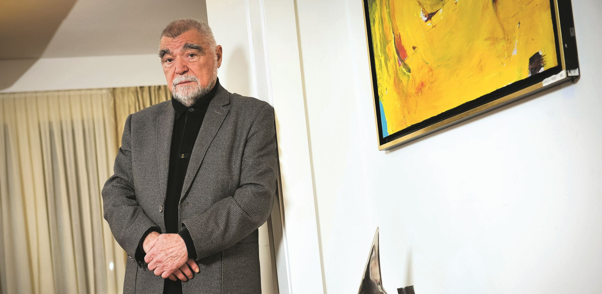 'Moram razmisliti o kandidaturi protiv Grabar Kitarović'