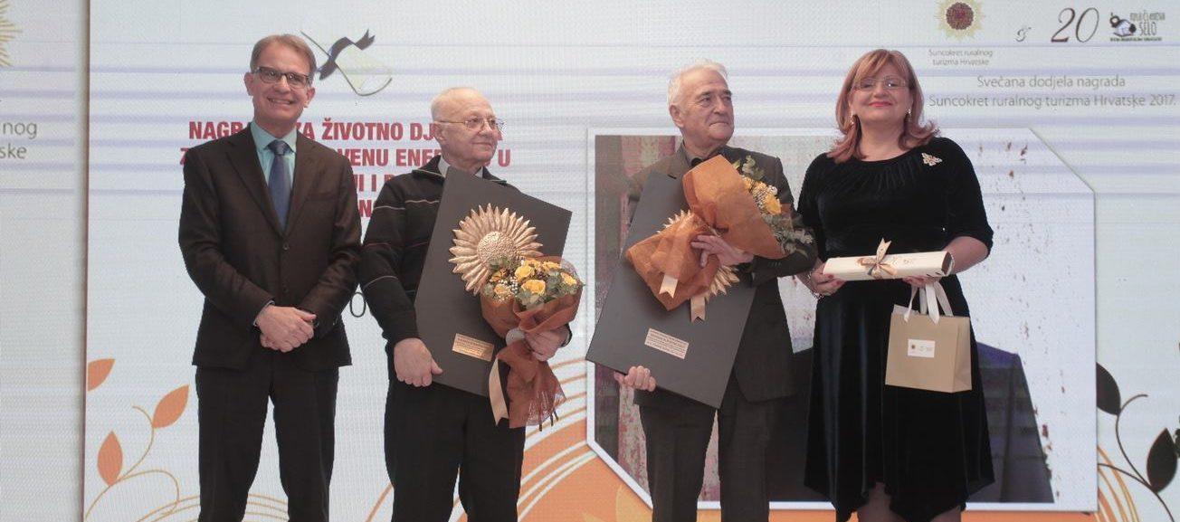 Dodijeljena nagrada Suncokret ruralnog turizma