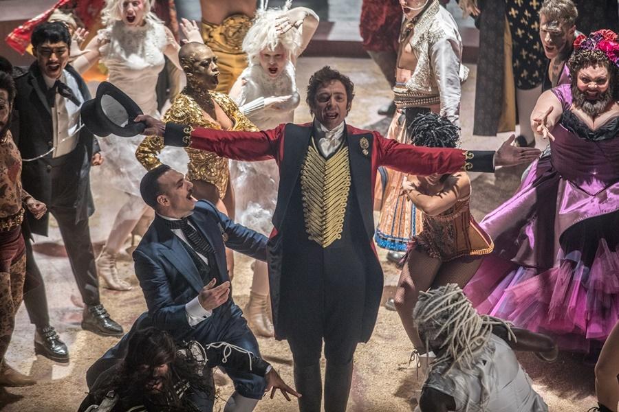 FOTO: 'Najveći showman' premijerno prikazan na  Trés chic filmskim večerima