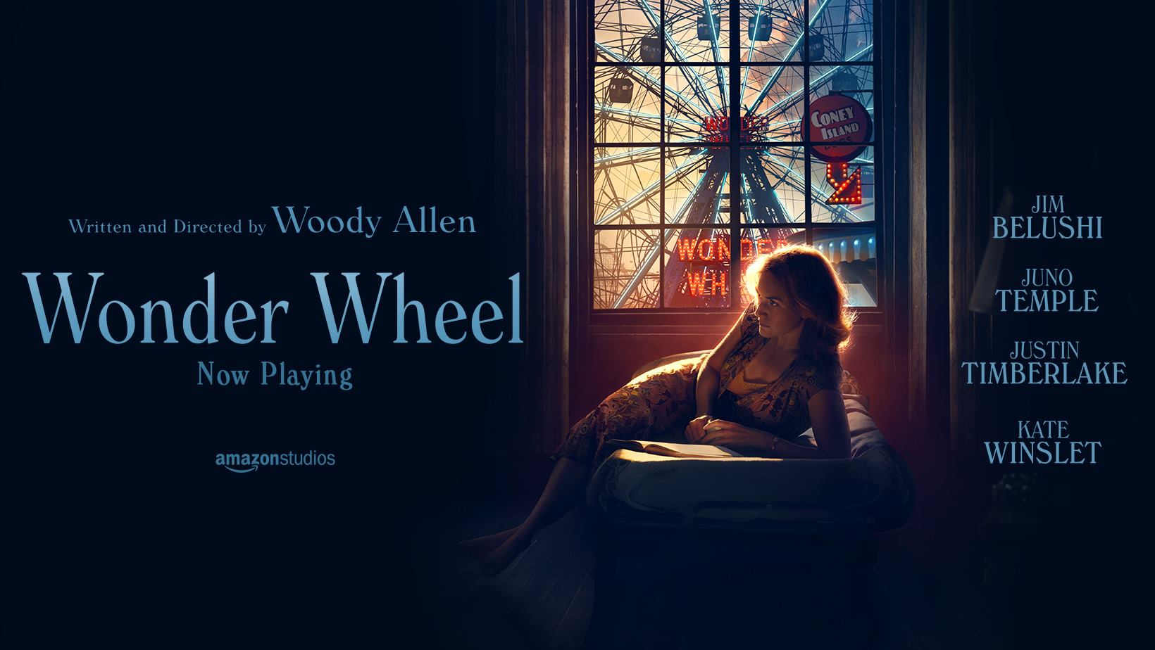 VIDEO: Američka drama 'Wonder Wheel' prikazuje se u kinima