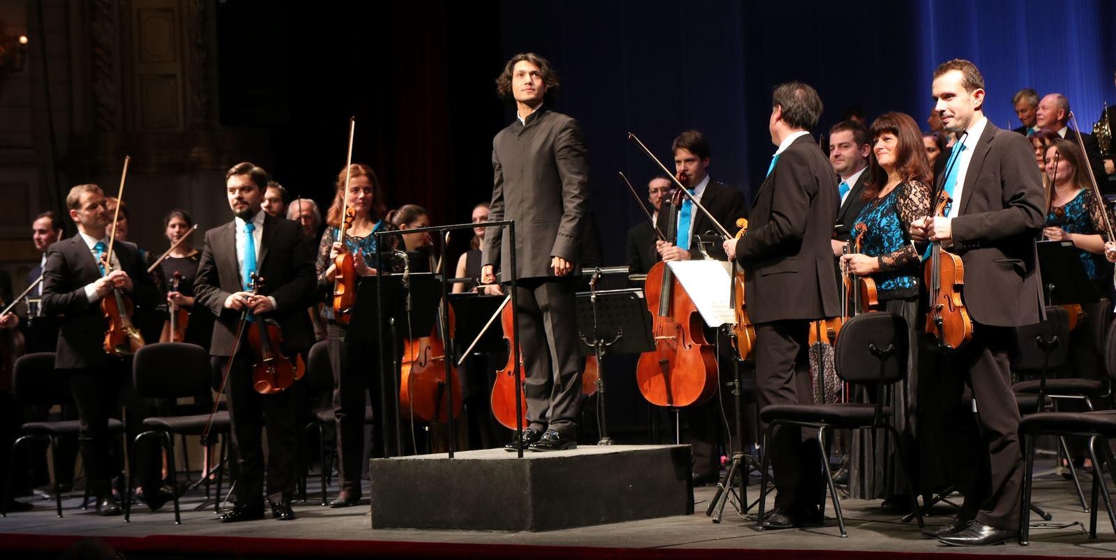 Novogodišnji koncerti u riječkom HNK Ivana pl. Zajca