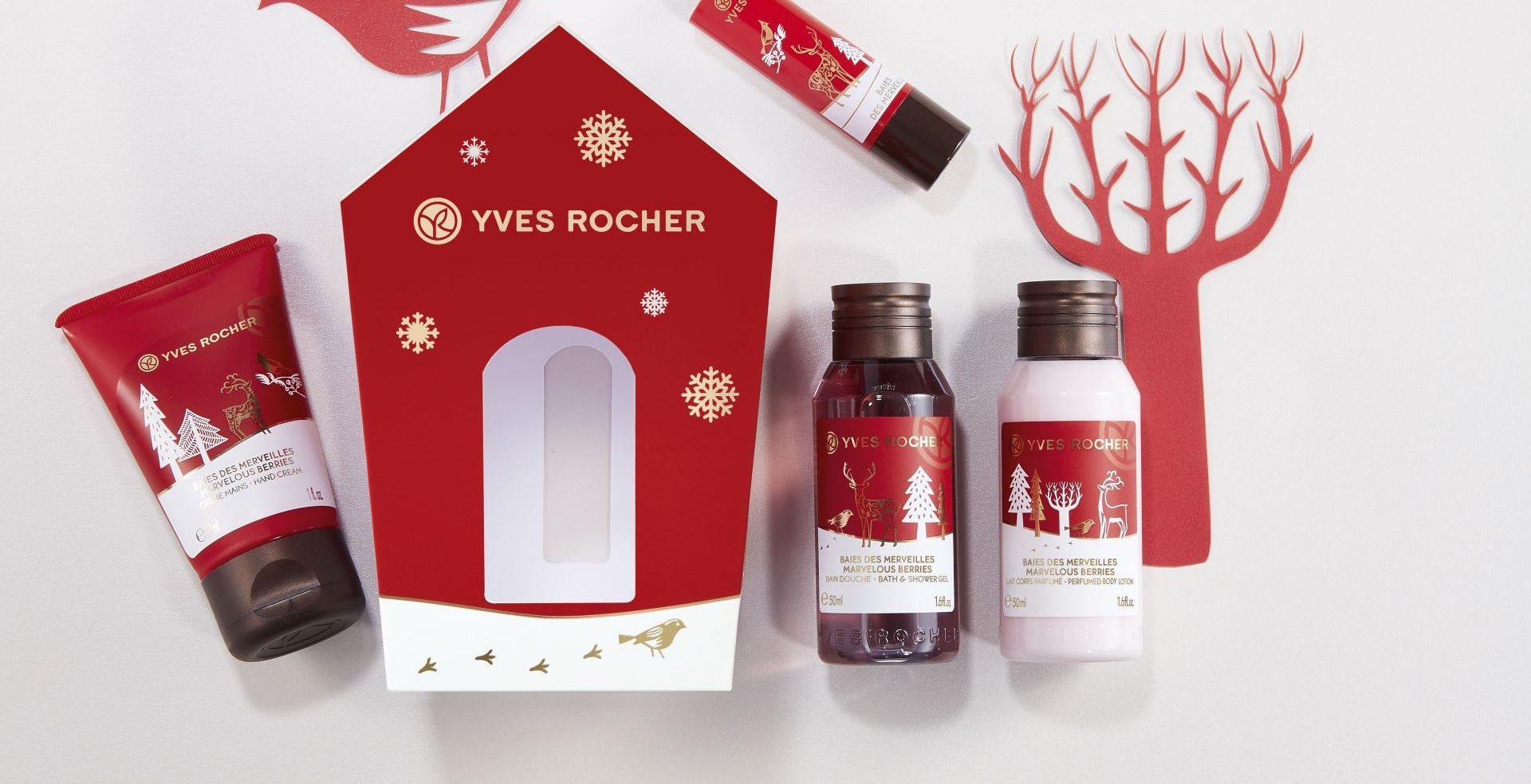 FOTO: Yves Rocher predstavio nove kolekcije za njegu i zdravlje kože