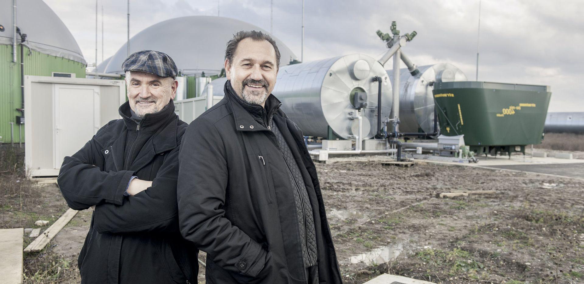 'Stvaramo energiju od izmeta, a uzgajat ćemo morsku ribu u srcu Međimurja'