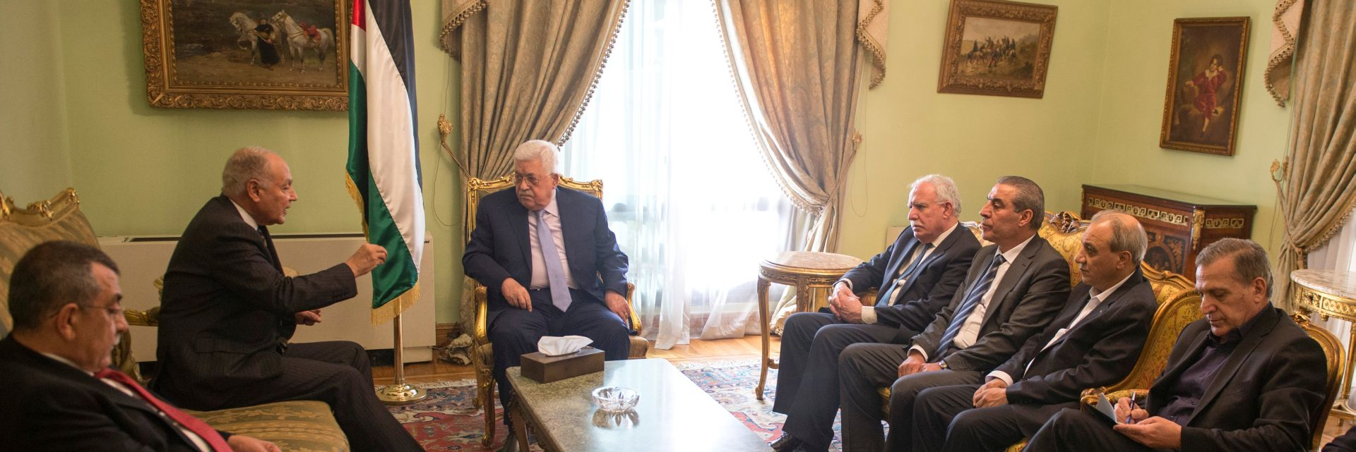 PROTIV PRIZNAVANJA JERUZALEMA Abbas poziva arapske čelnike na djelovanje