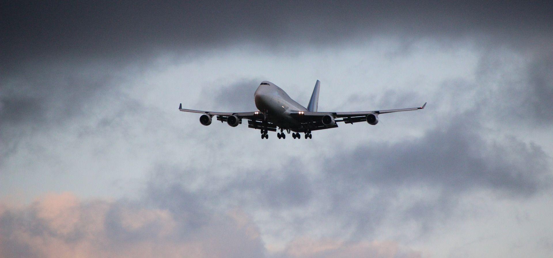 PRVI DIV NEBA Posljednji američki let Boeinga 747
