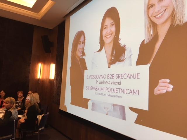 Prvi B2B susreti u organizaciji Poduzetničkog centra Vrelec i Virutalnog ženskog poduzetničkog centra