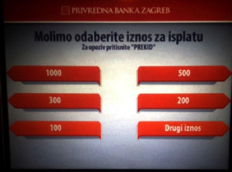 ZADAR Uhićenjem razbojnika spriječena pljačka 550.000 kuna