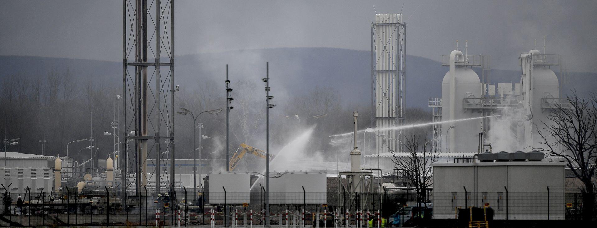 HRVATSKA NIJE UGROŽENA Eksplozija u Baumgartenu prekinula isporuke plina