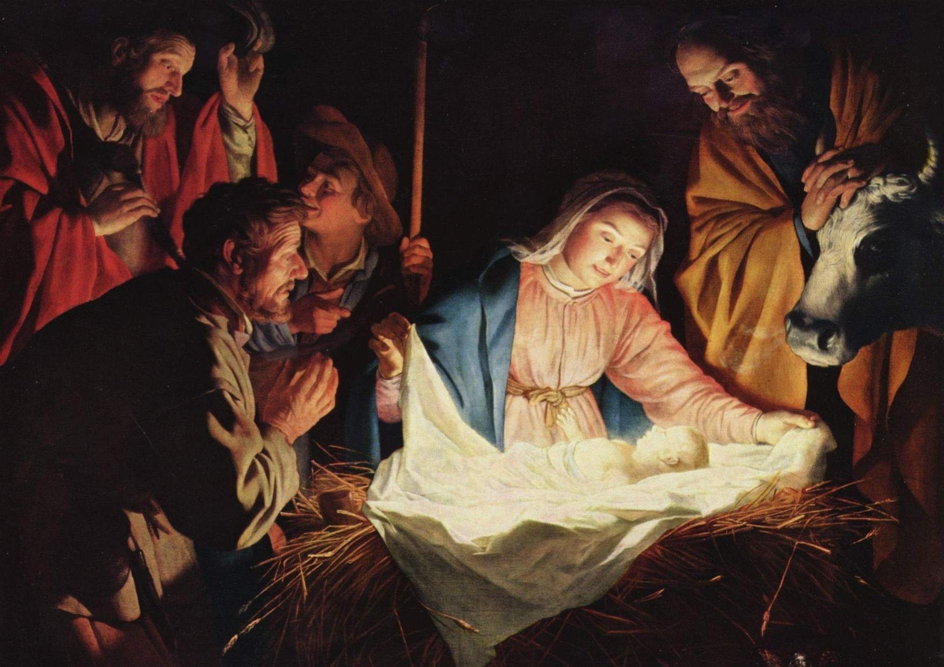 Kršćani slave Božić – blagdan rođenja Isusa Krista