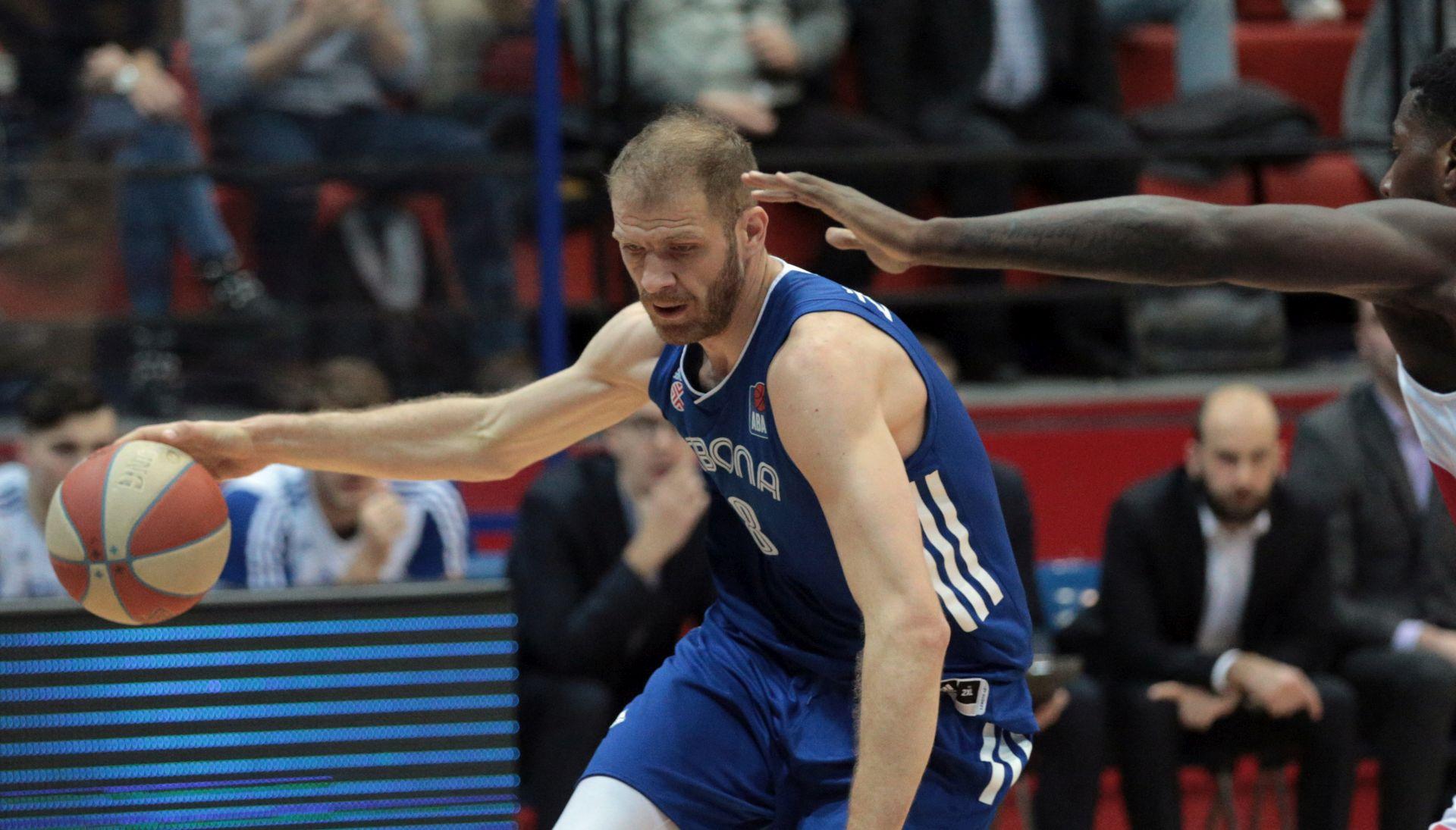 Luka Žorić drugi put MVP sezone ABA lige